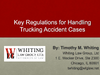 Truck Accident Regulations and Resources