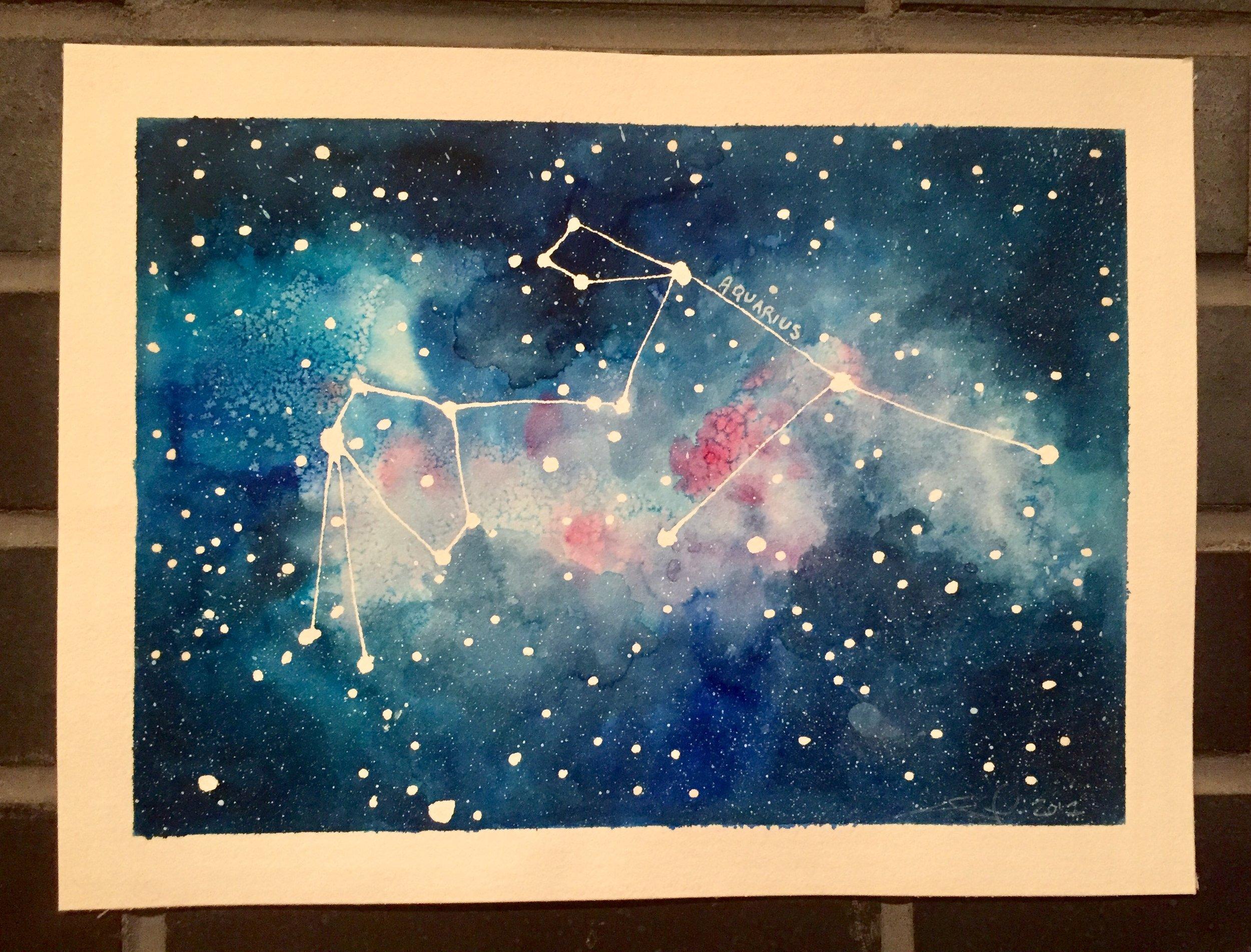 Final constellation