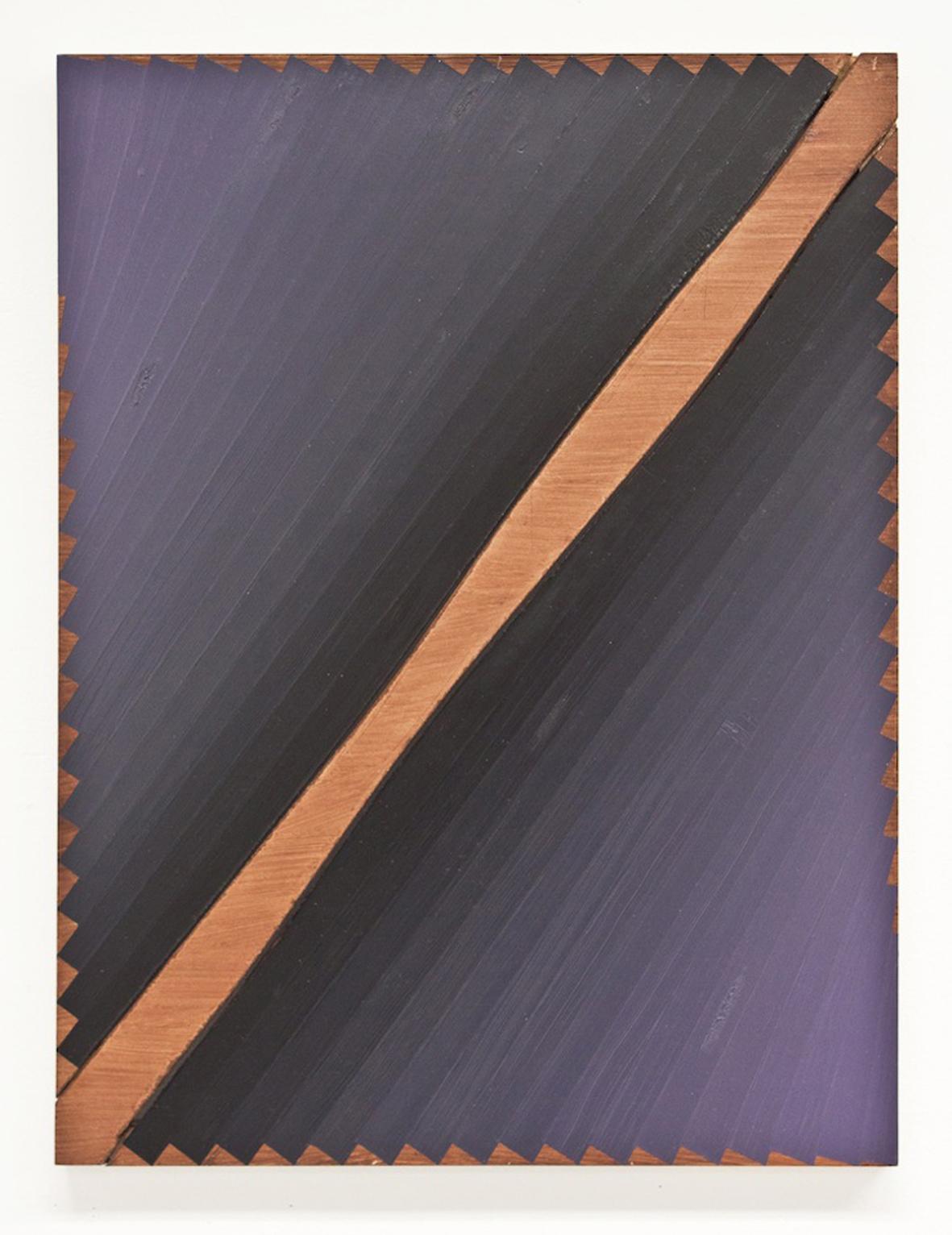 Untitled  Acrylic on masonite  24 x 18 inches  2011