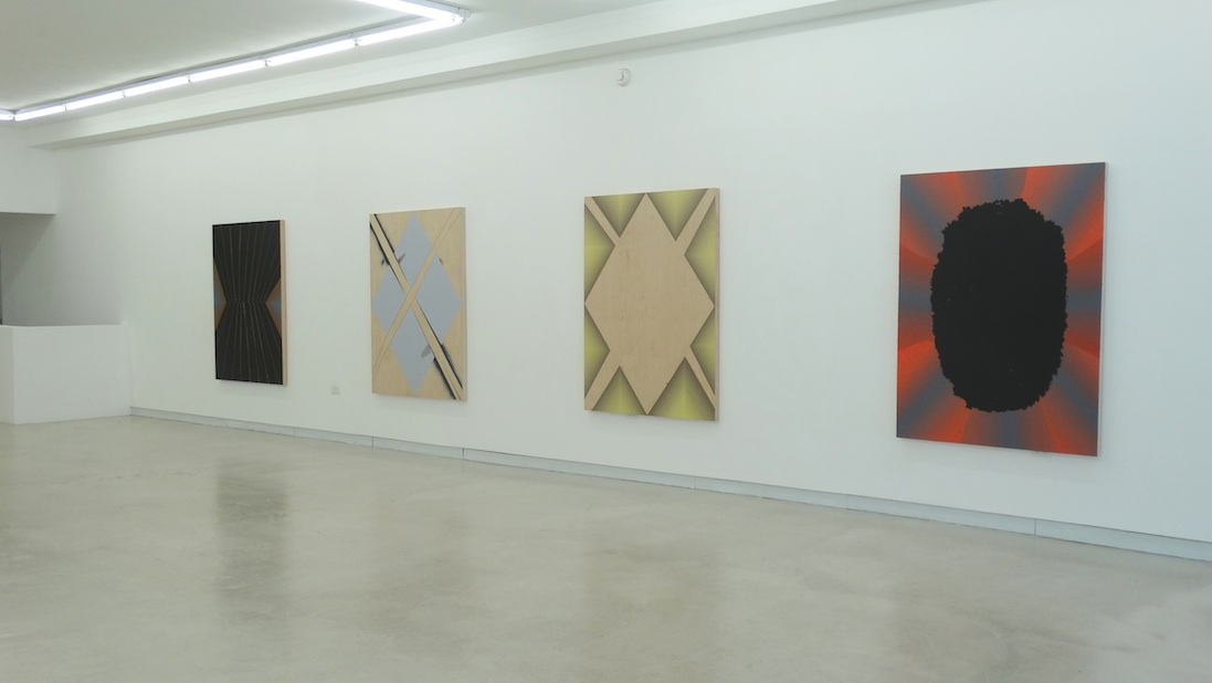 Solo show at Walter Otero Contemporary Art, San Juan, Puerto Rico. 2014. Photo: Ninah Aymat