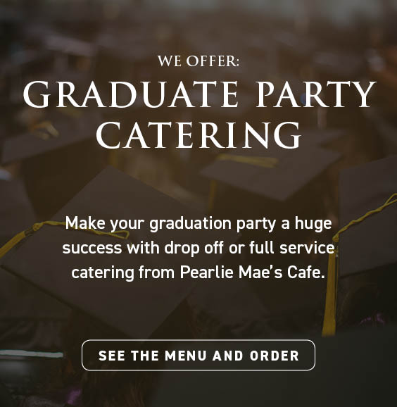 Graduate Party Catering
