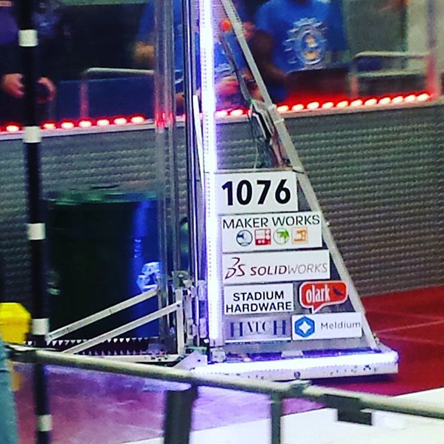 #tbt to last season. #omgrobots