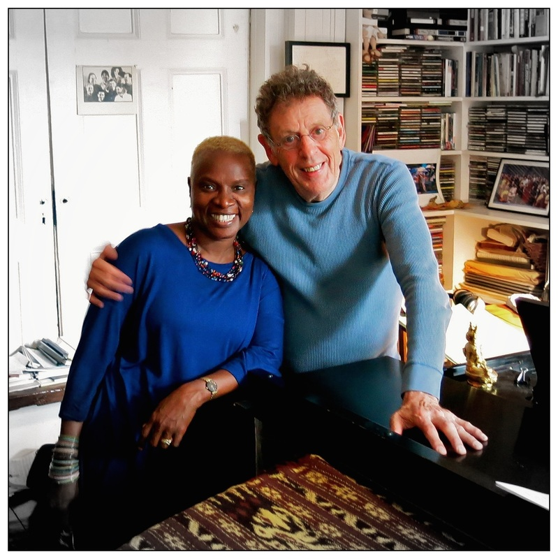 Angelique Kidjo et Philip Glass