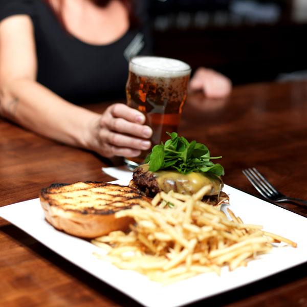 Whiskey Street Bar Menu and Drinks in Salt Lake City Utah
