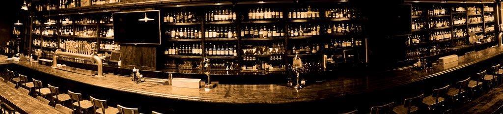 Whiskey Street Restaurant Interior and Bar in Salt Lake City Utah