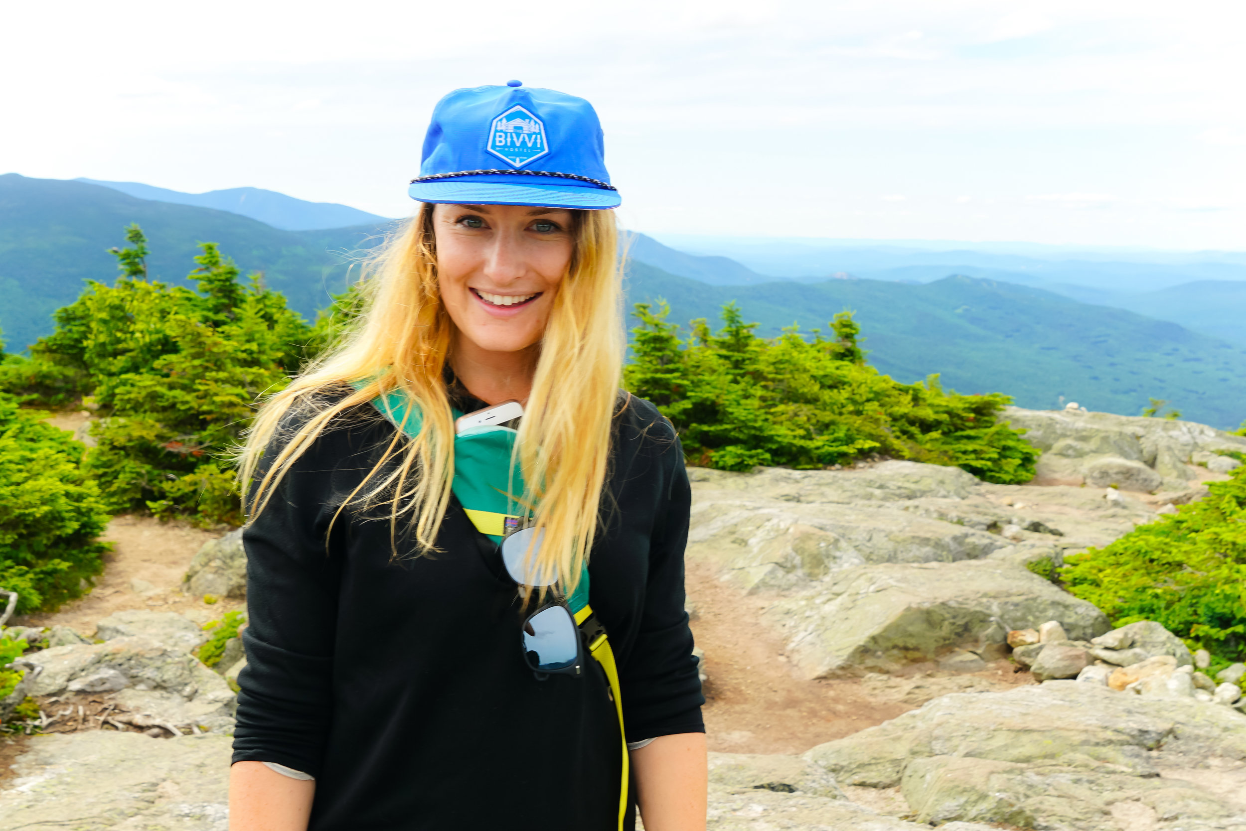 Laura Loewy of Backcountry Yoga