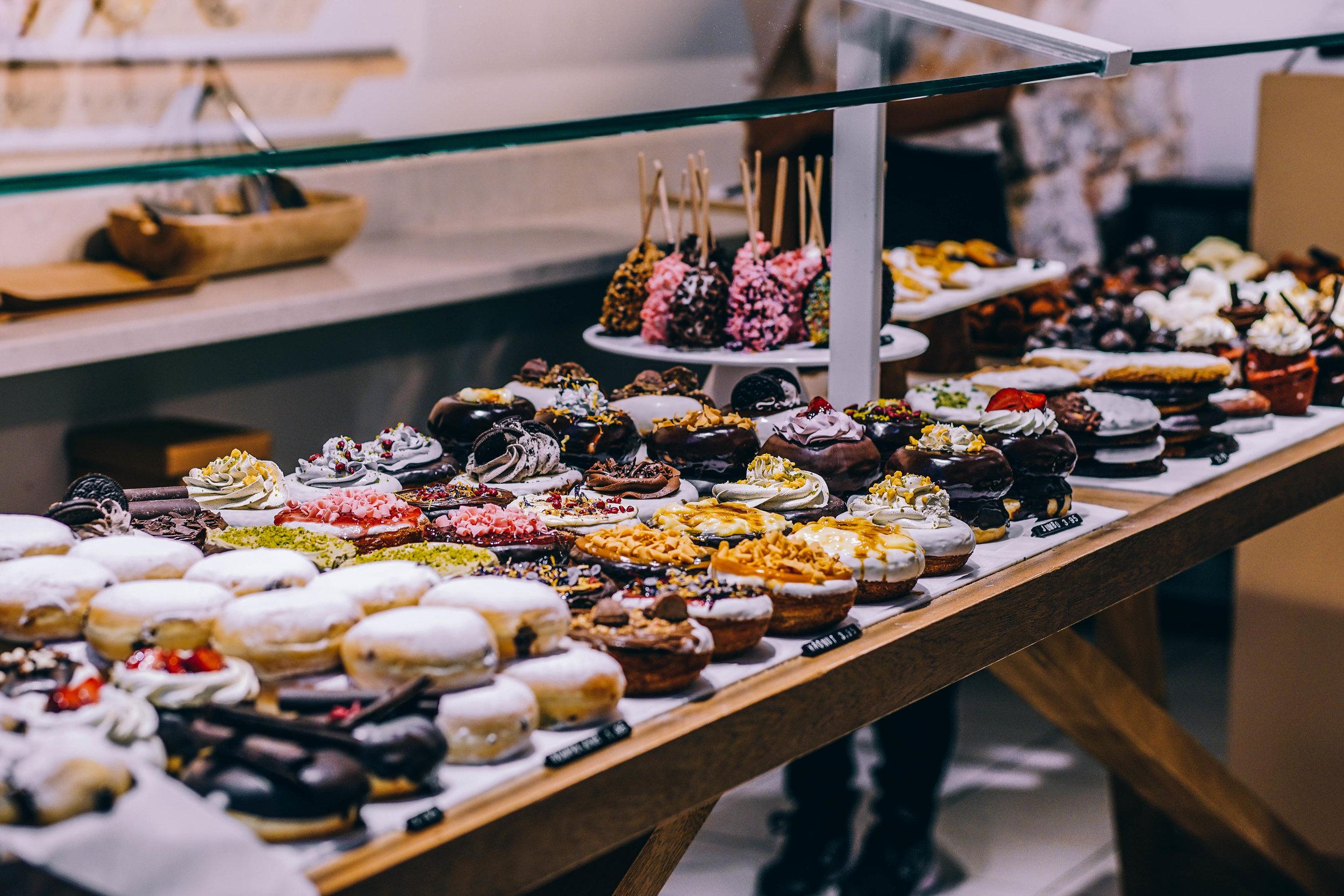 Pexels donuts