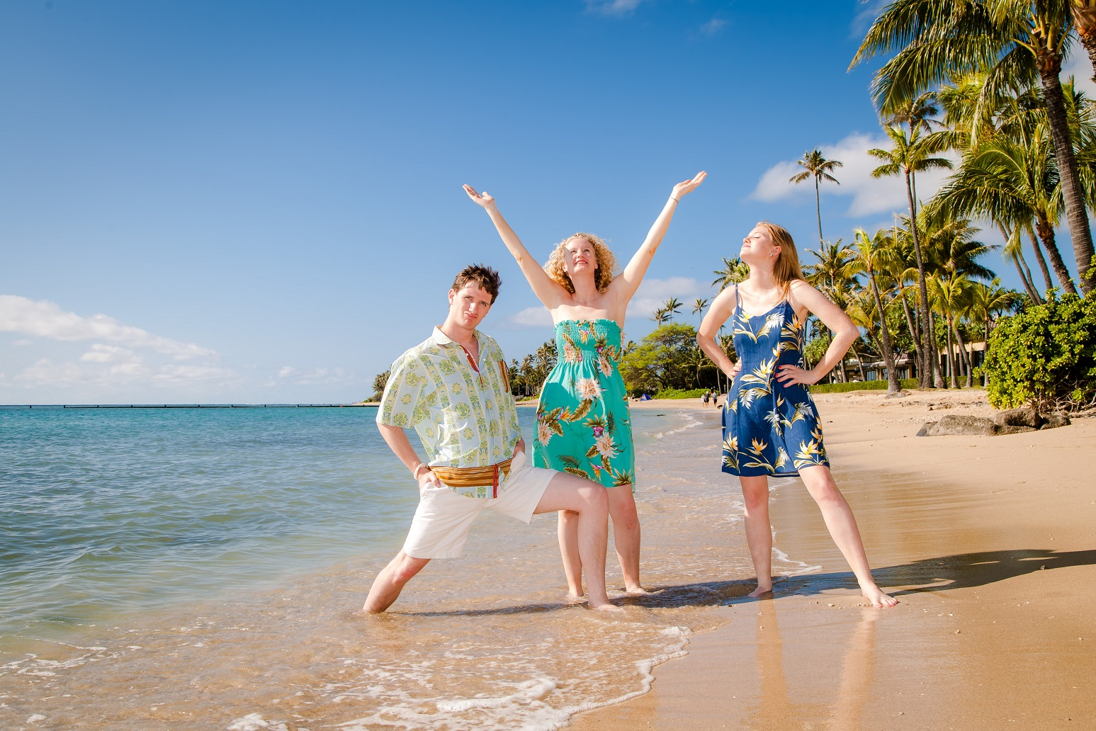 waikiki honolulu family photographer