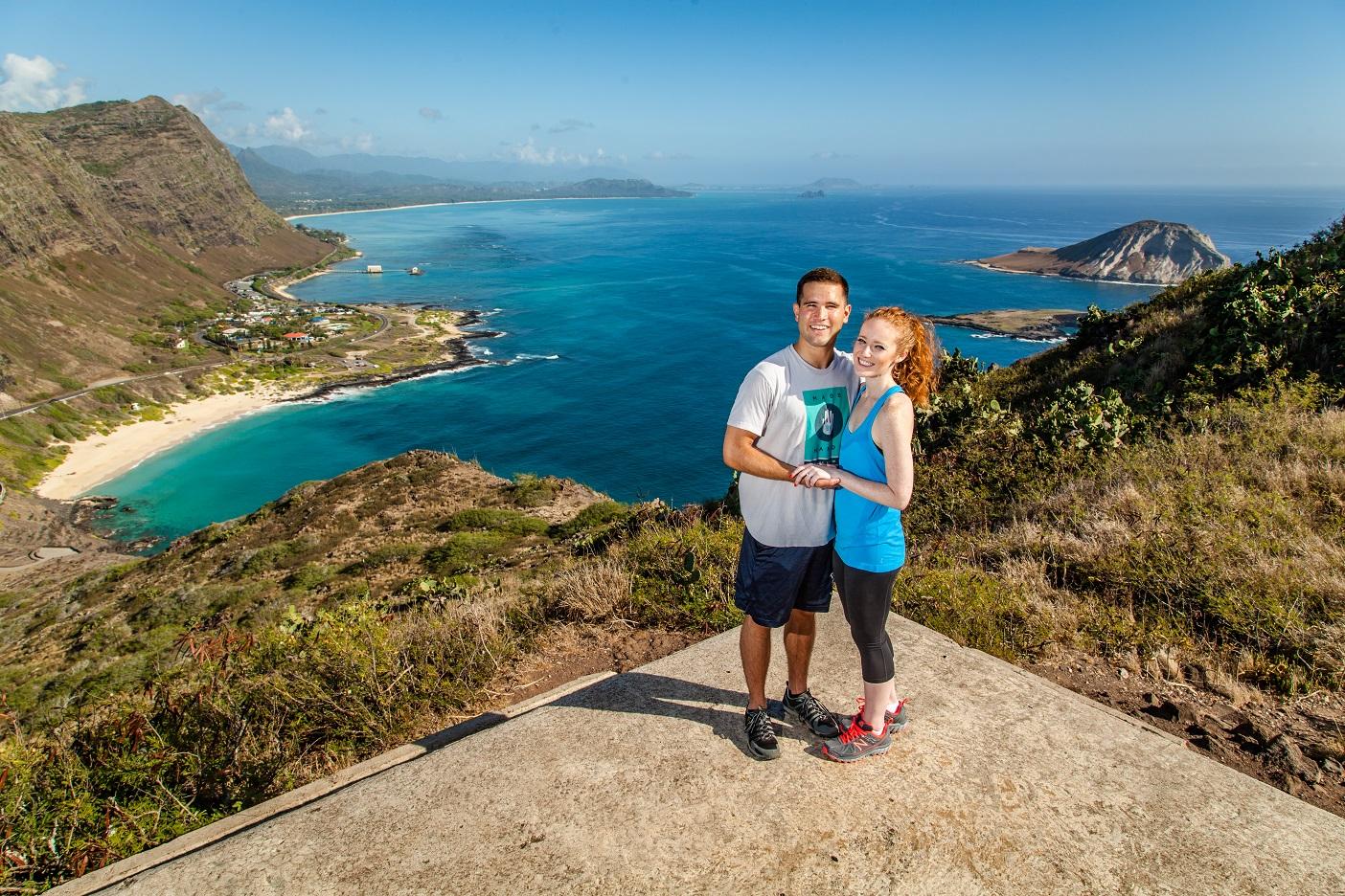 surprise proposal engagement photographer