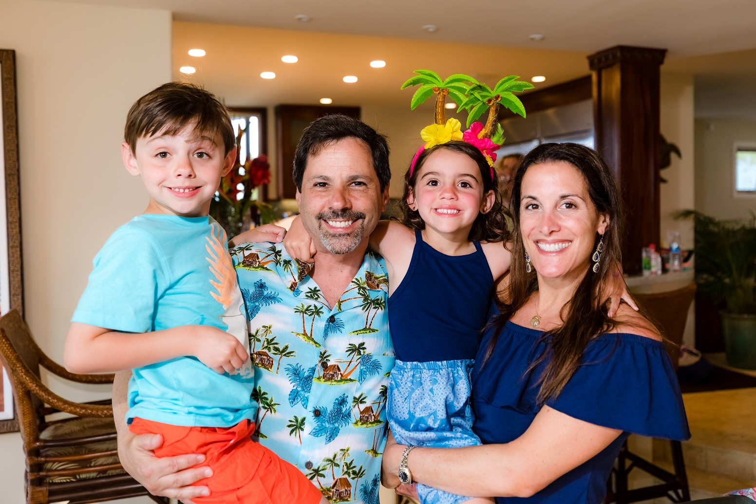 family birthday party event honolulu oahu