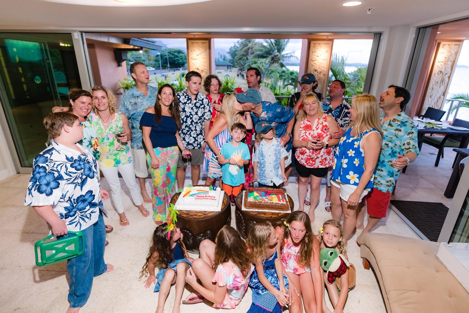 family party photographer hawaii