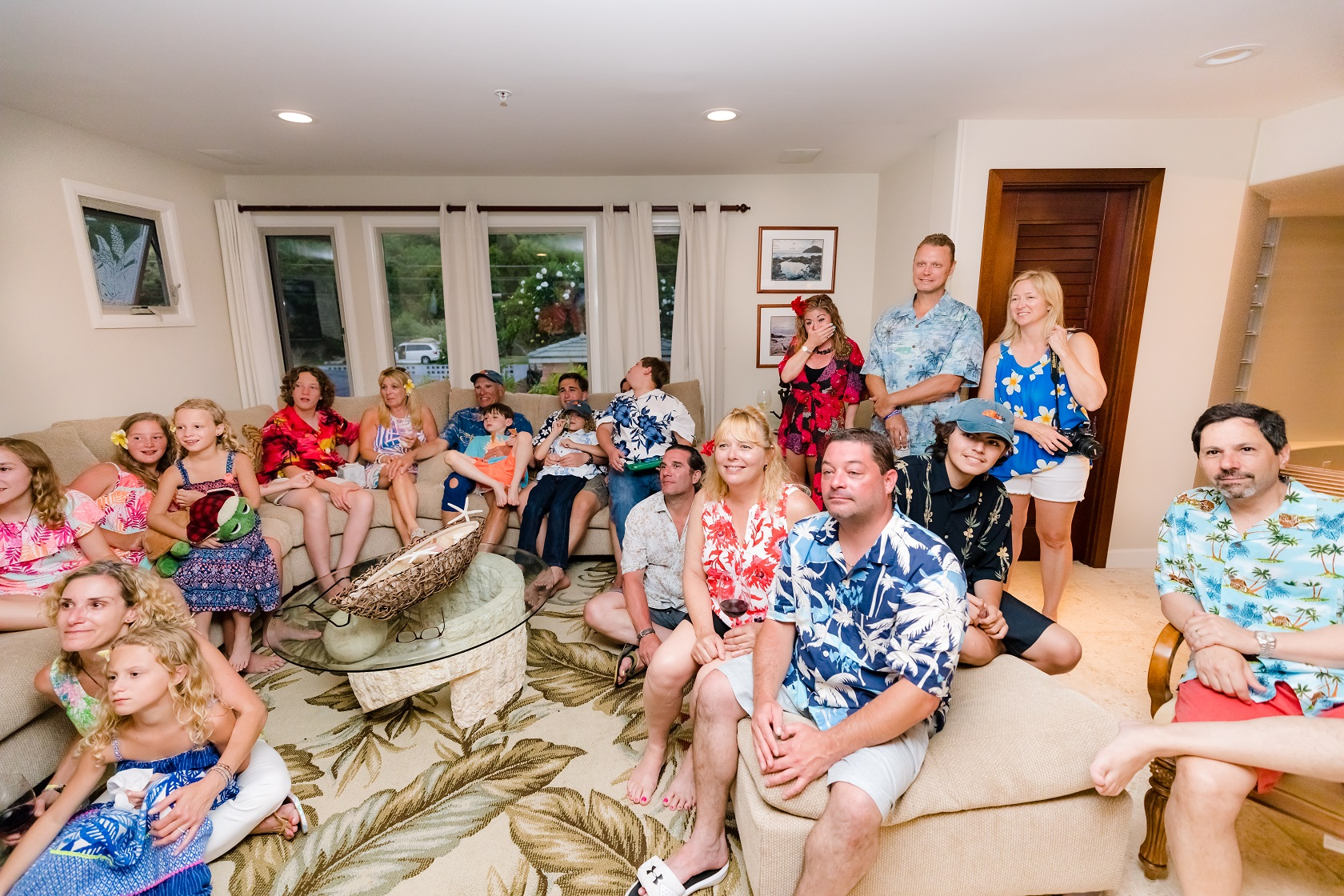 family party photographer