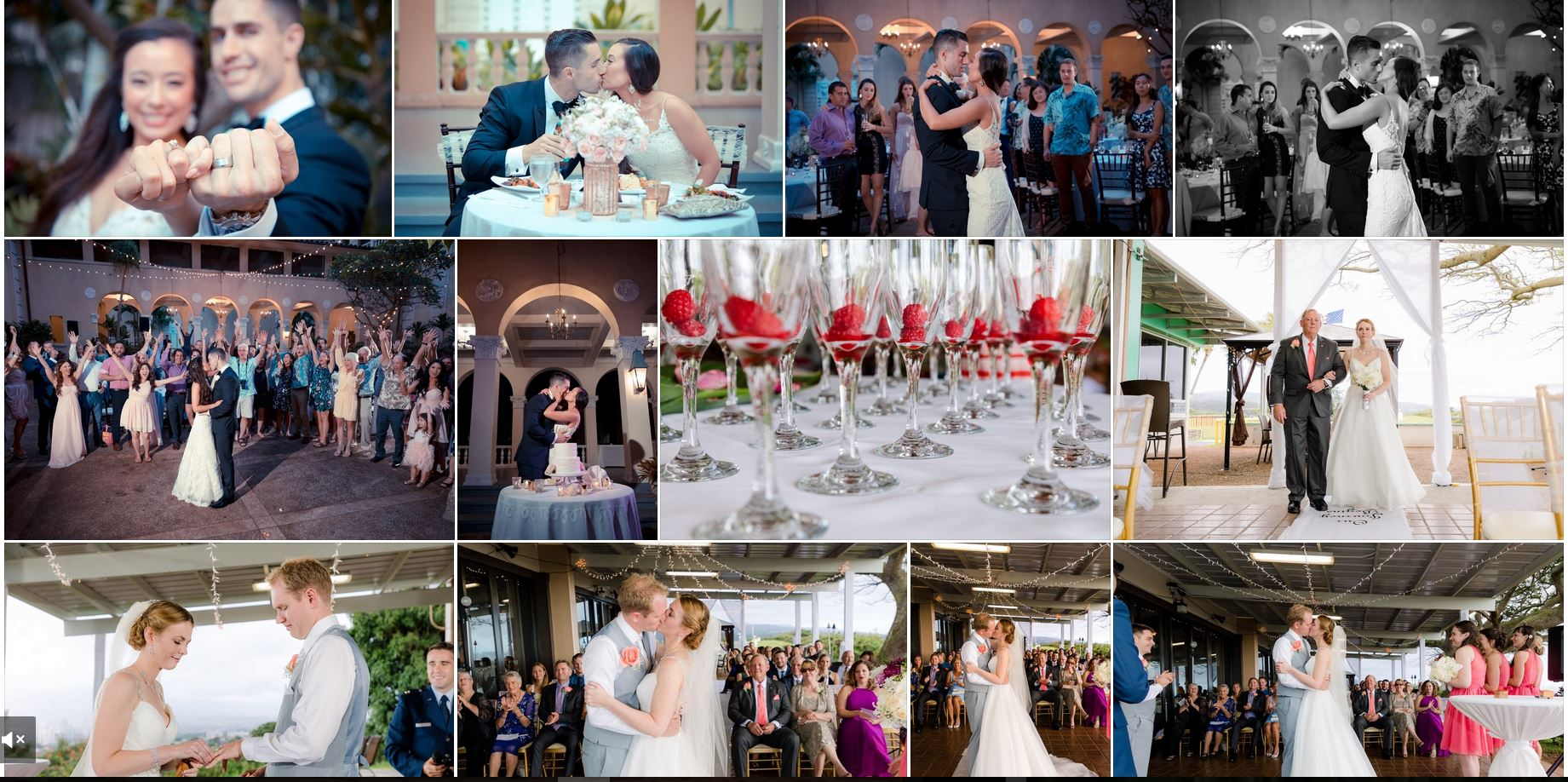 wedding photos gallery