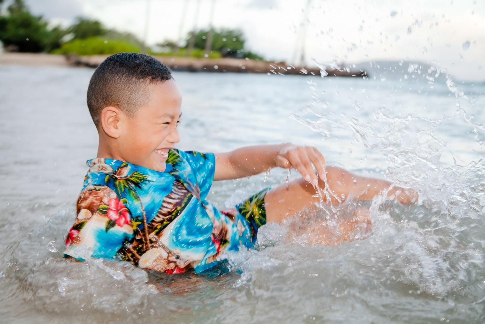 childrens photographer oahu hawaii