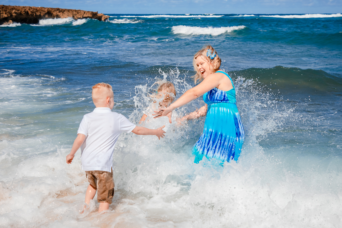 maui family vacation resort photographer