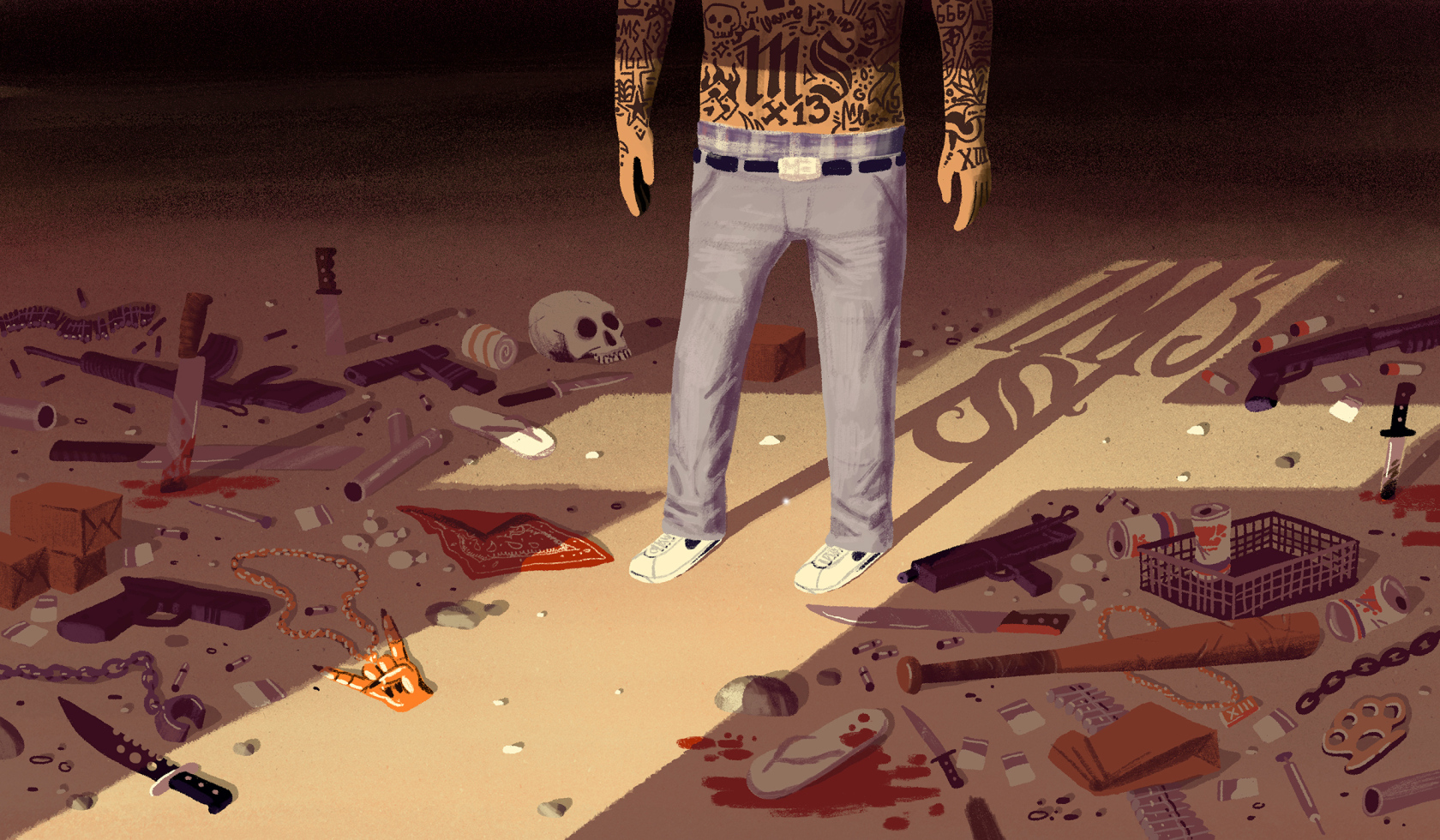 The Redemption of MS-13 - LONGREADS