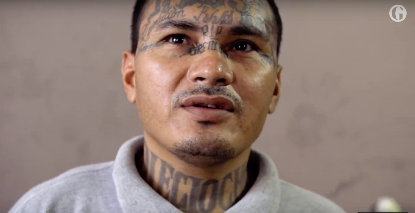 The Only Way Out of MS-13 - THE GUARDIANProducer & Reporter