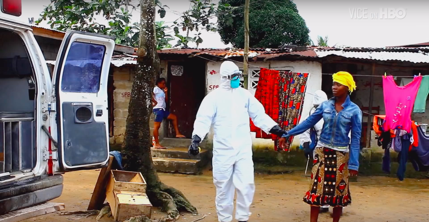 Ebola: Evolution of a Plague - HBOCorrespondent & Producer