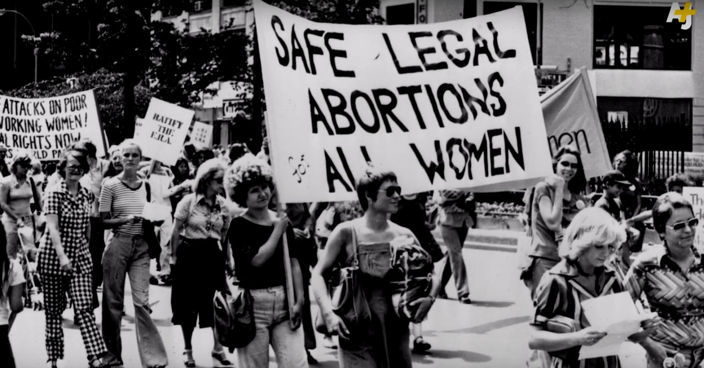 Defunding Abortion - AJ+Correspondent