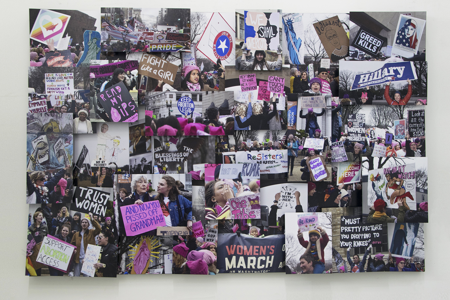 CLICK HERE TO DONATE  TO  JOYCE'S WOMEN'S MARCH PROJECT