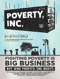 poverty inc inspires thought behind the meaning of NGOs