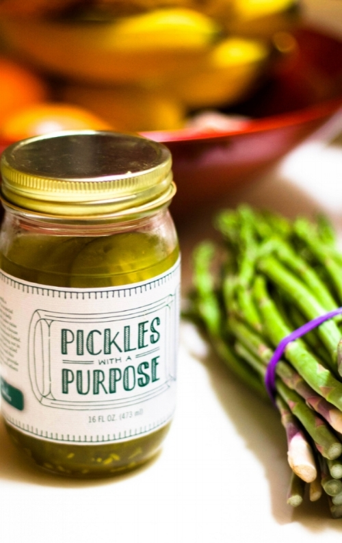 Pickles with a Purpose