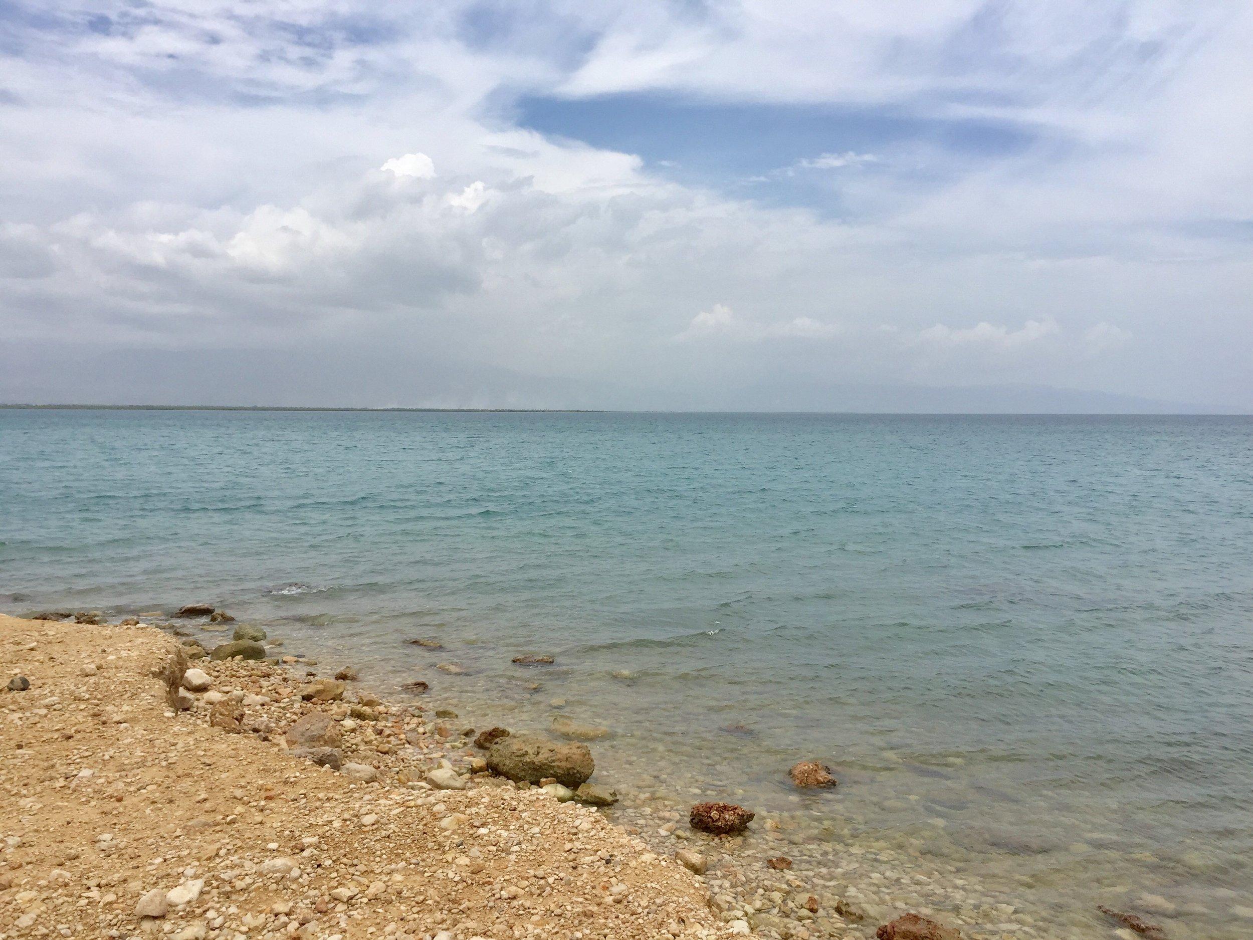 Beach of Haiti