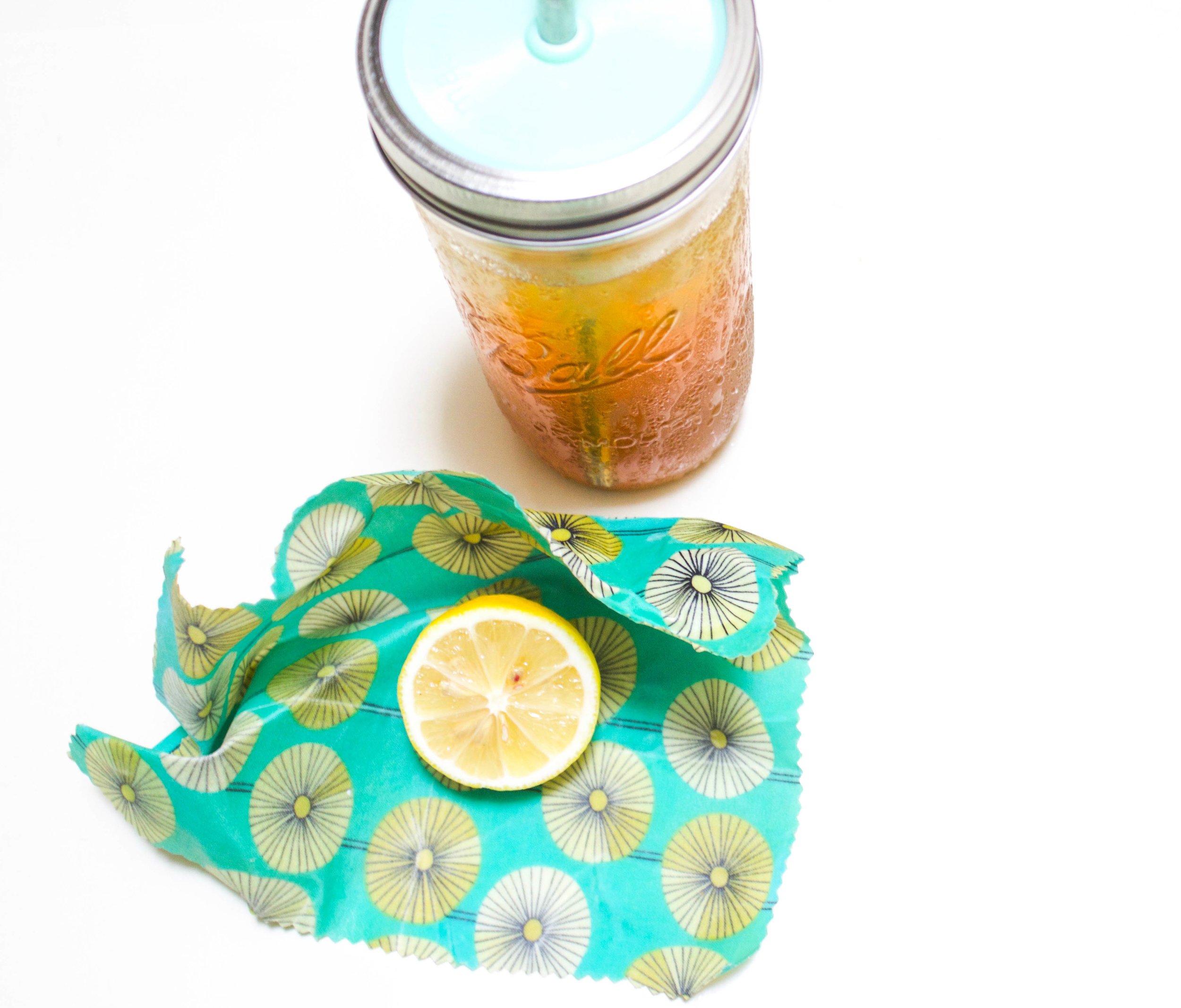 Reduce Waste with Beeswax Wrap