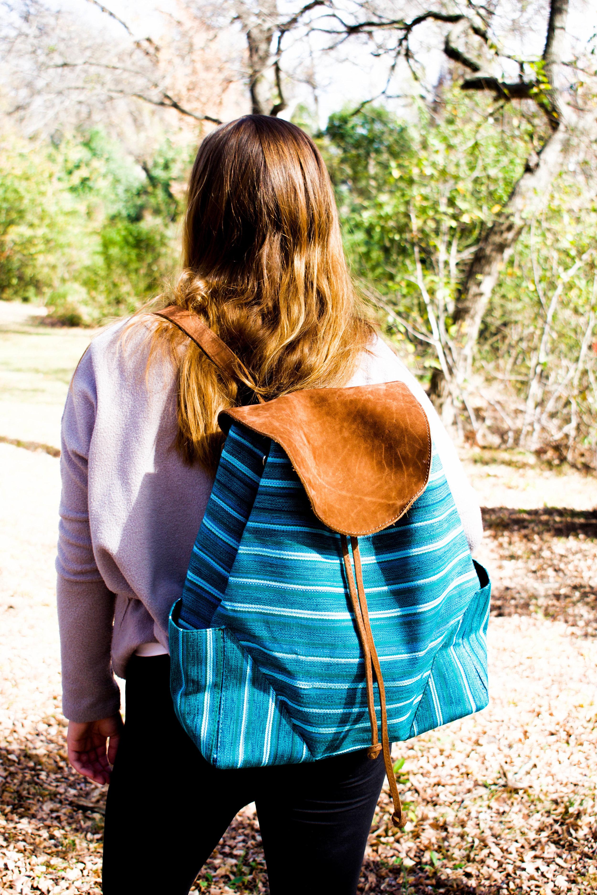 fair trade backpack
