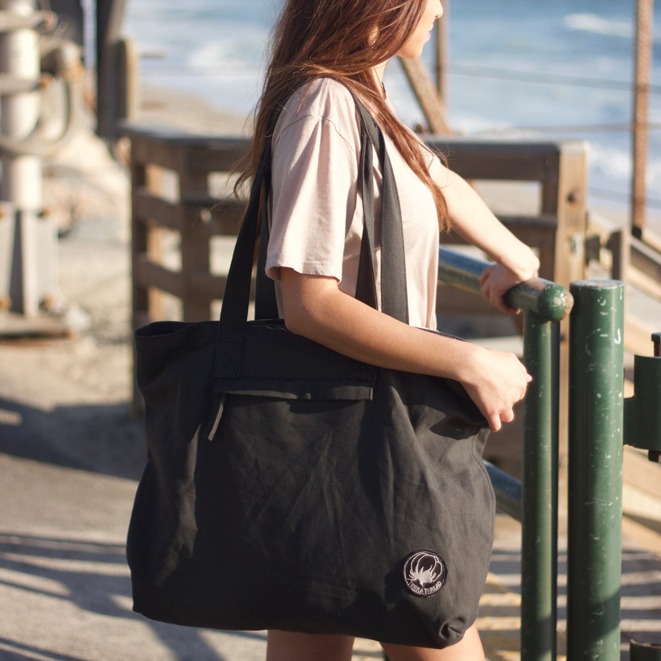 Fair Trade Beach Bags