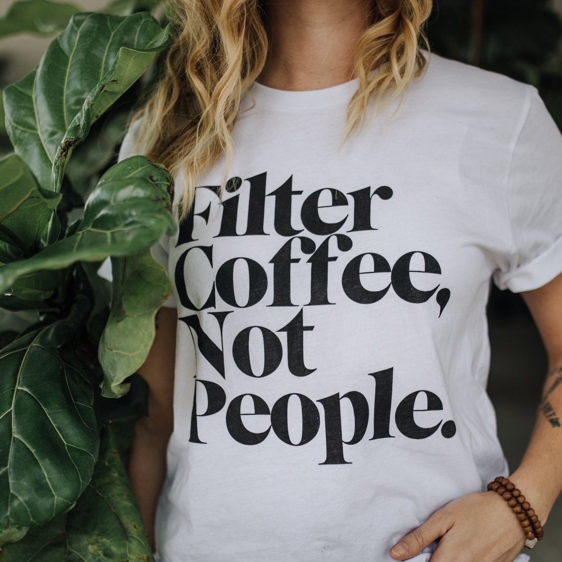 Filter Coffee Tee PC: Redemption Market
