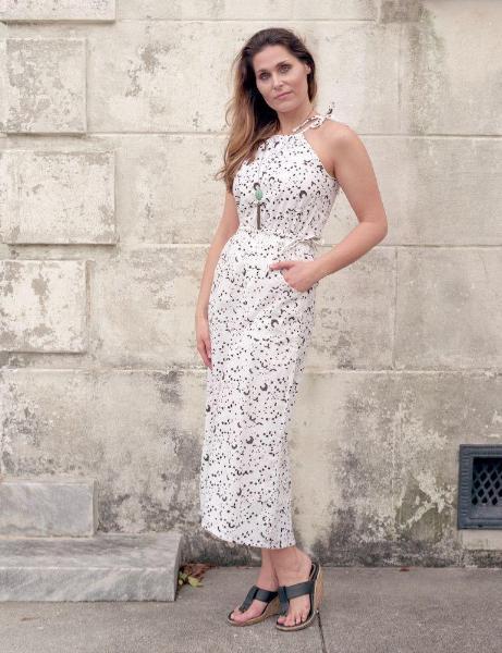 fair trade maxi dress
