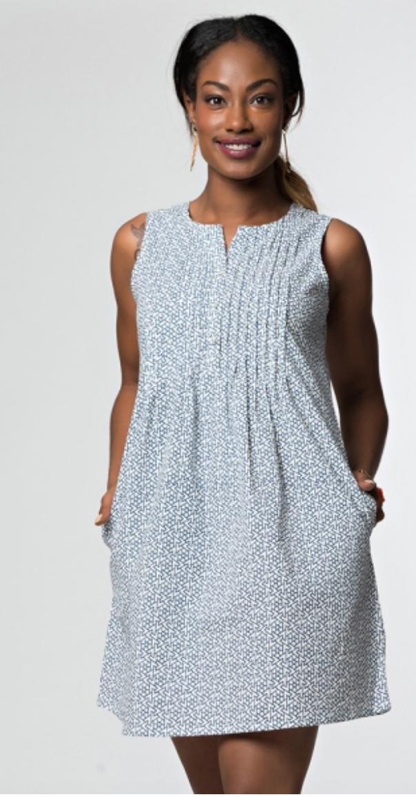 fair trade summer style dress