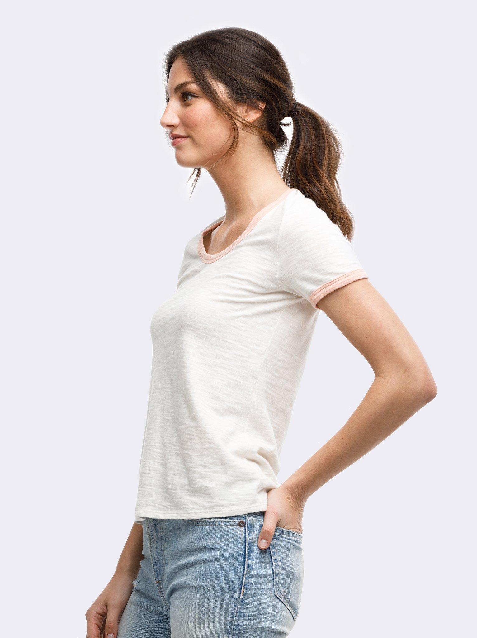 fashionable tees ethically made