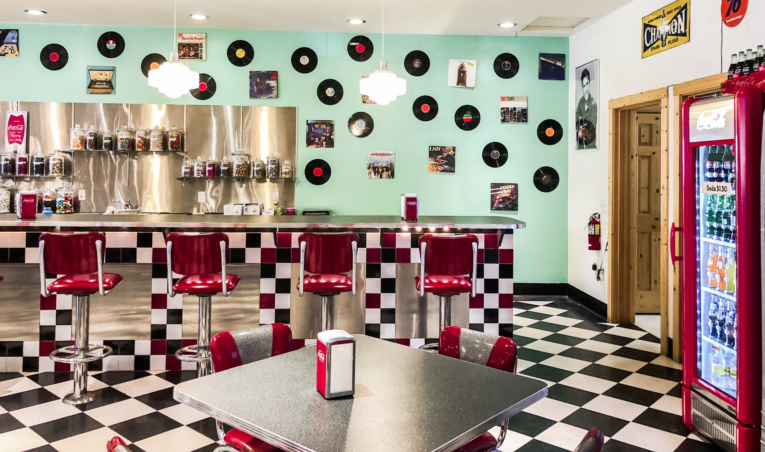 Old Fashioned Diner in Oregon