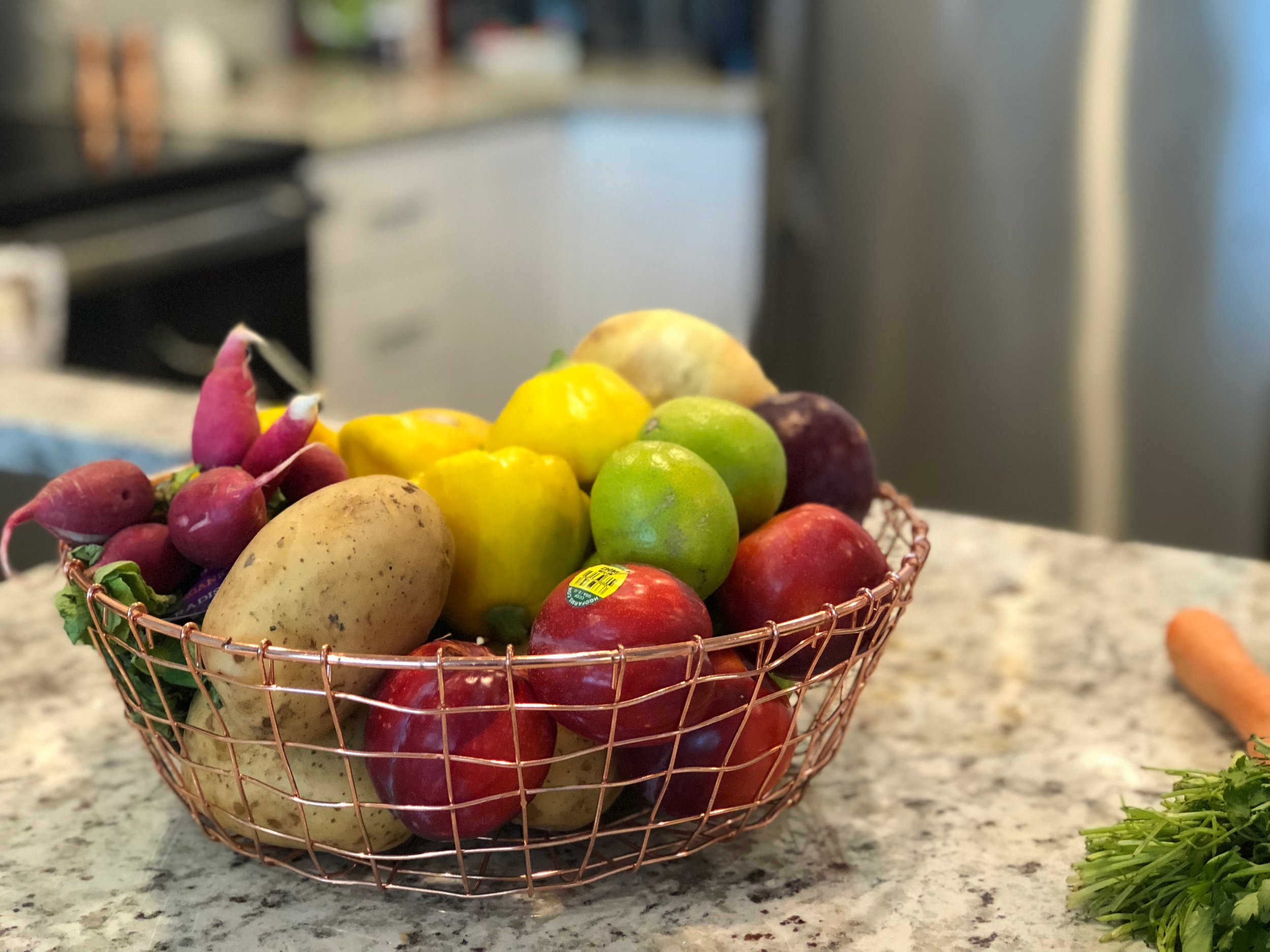 Reducing Food Waste with a Subscription Box