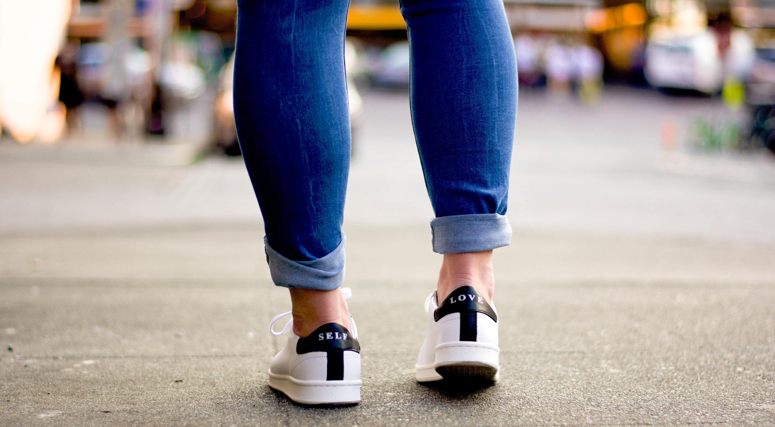 Self Love Sneakers