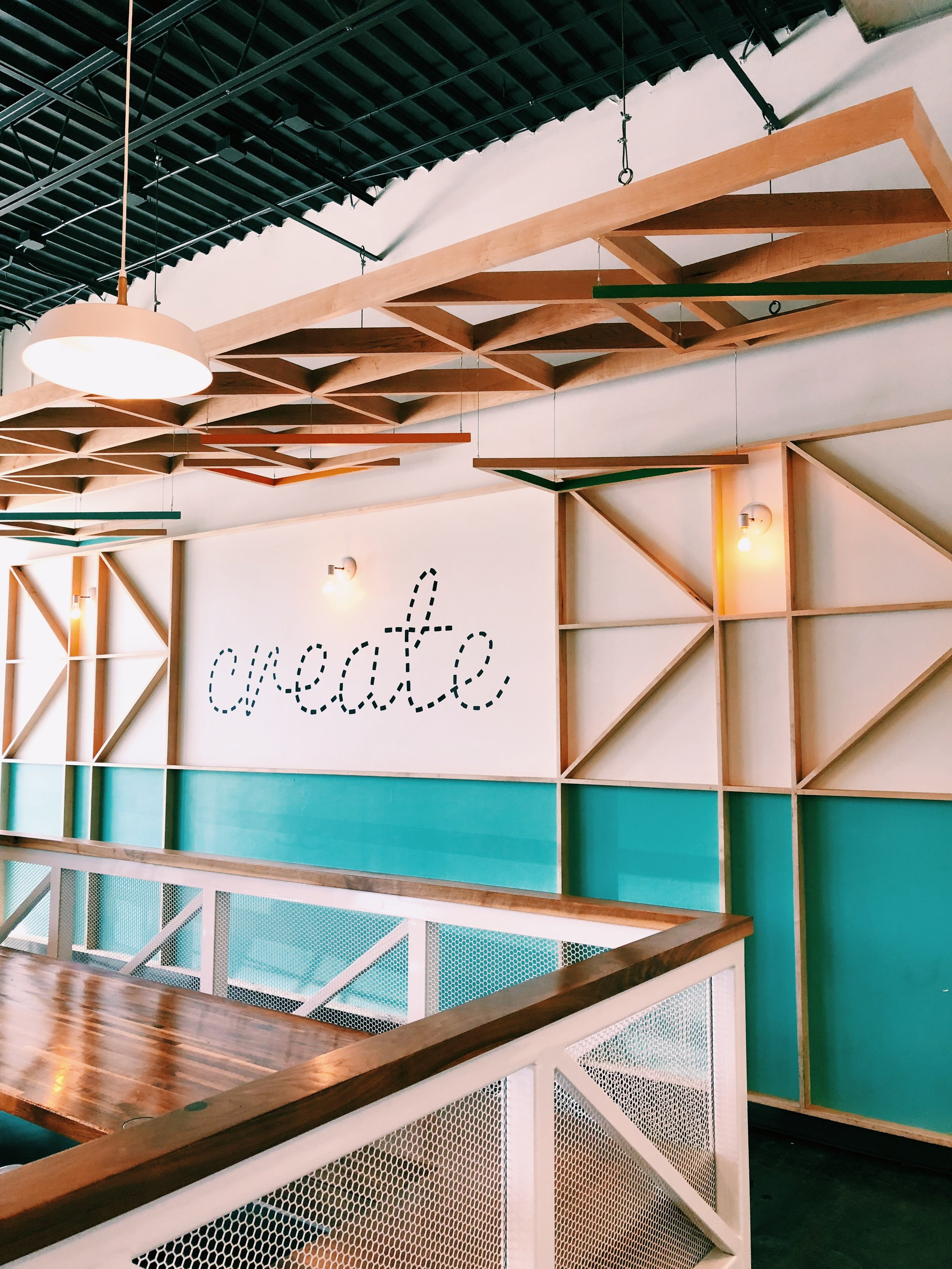 co-working space fuels creativity