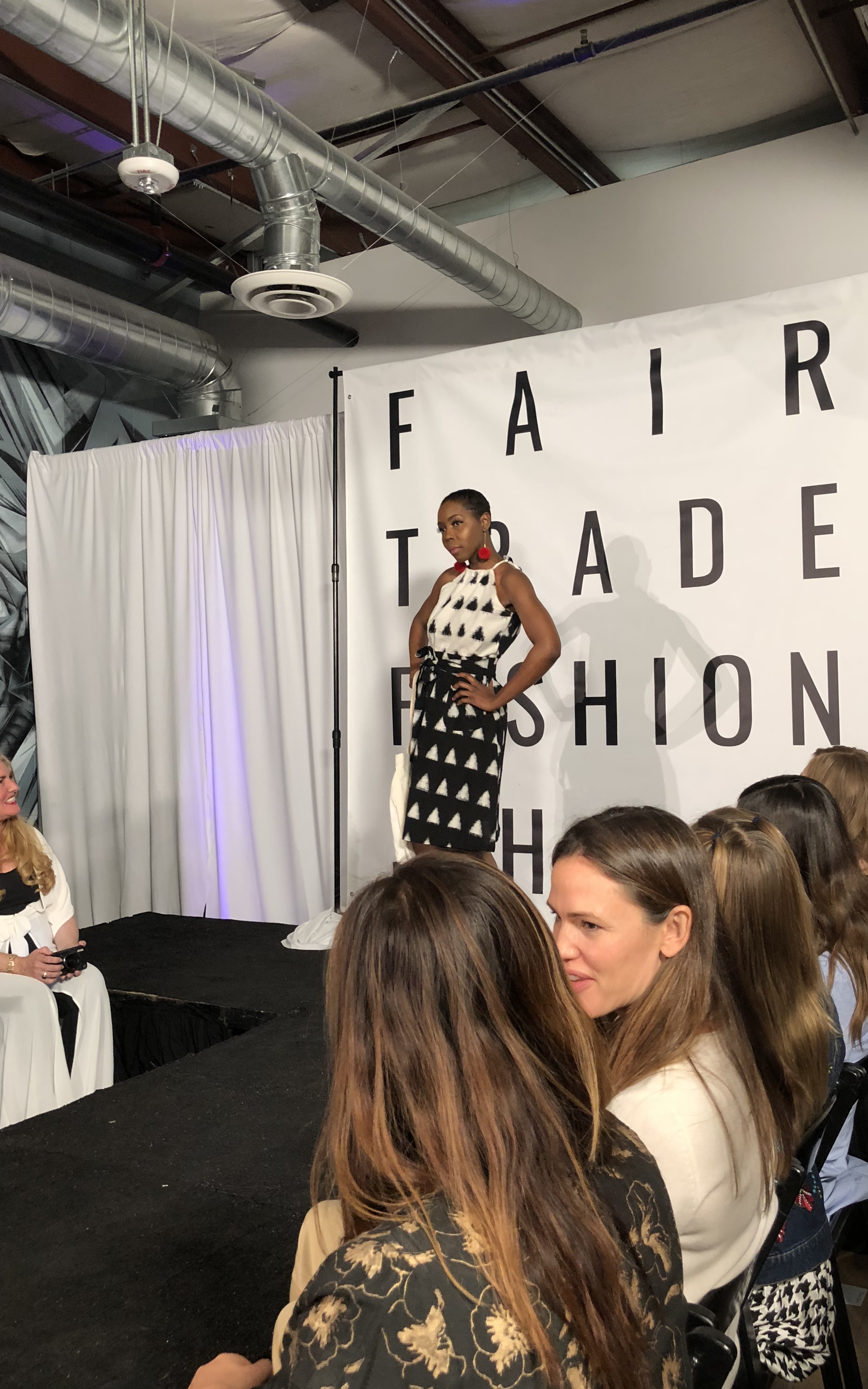 Fair Trade Fashion Show in LA