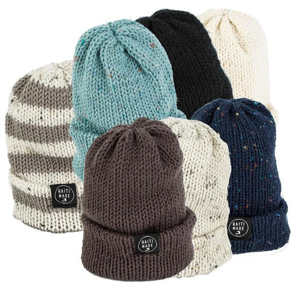 Ethically Made Beanies That Give Back