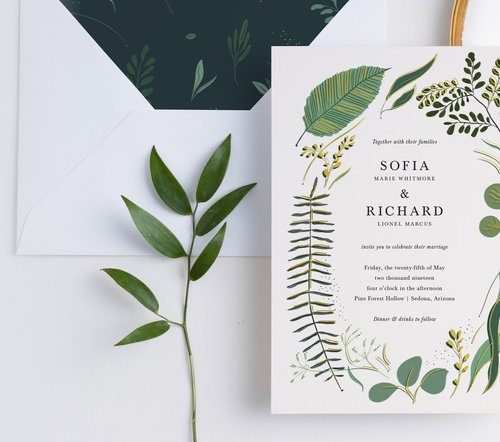 eco-friendly%2Bwedding%2Binvitations?format=500w The Hottest Wedding Trends That You Need To Follow In 2019 Weddings