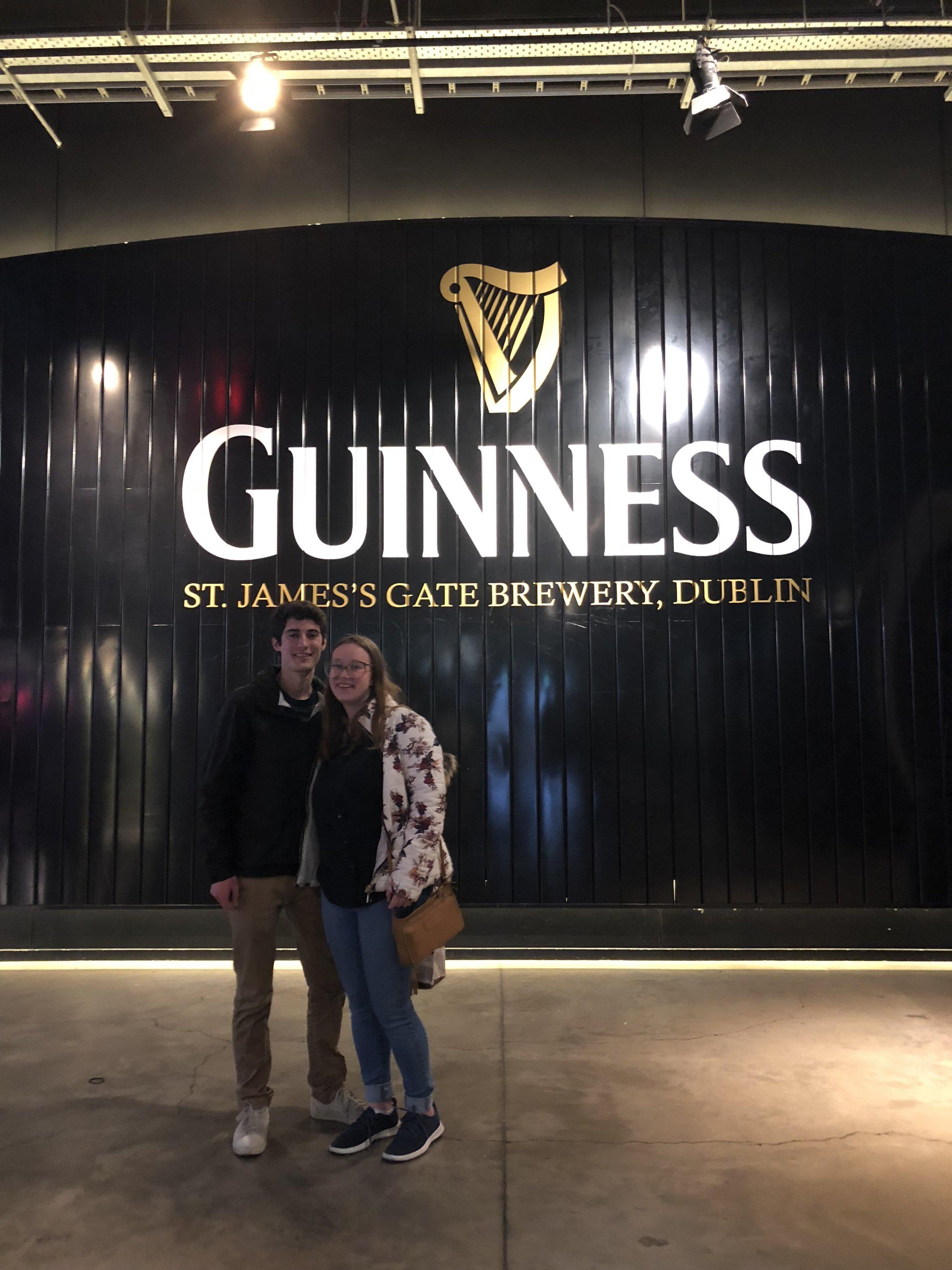 Guinness Tour