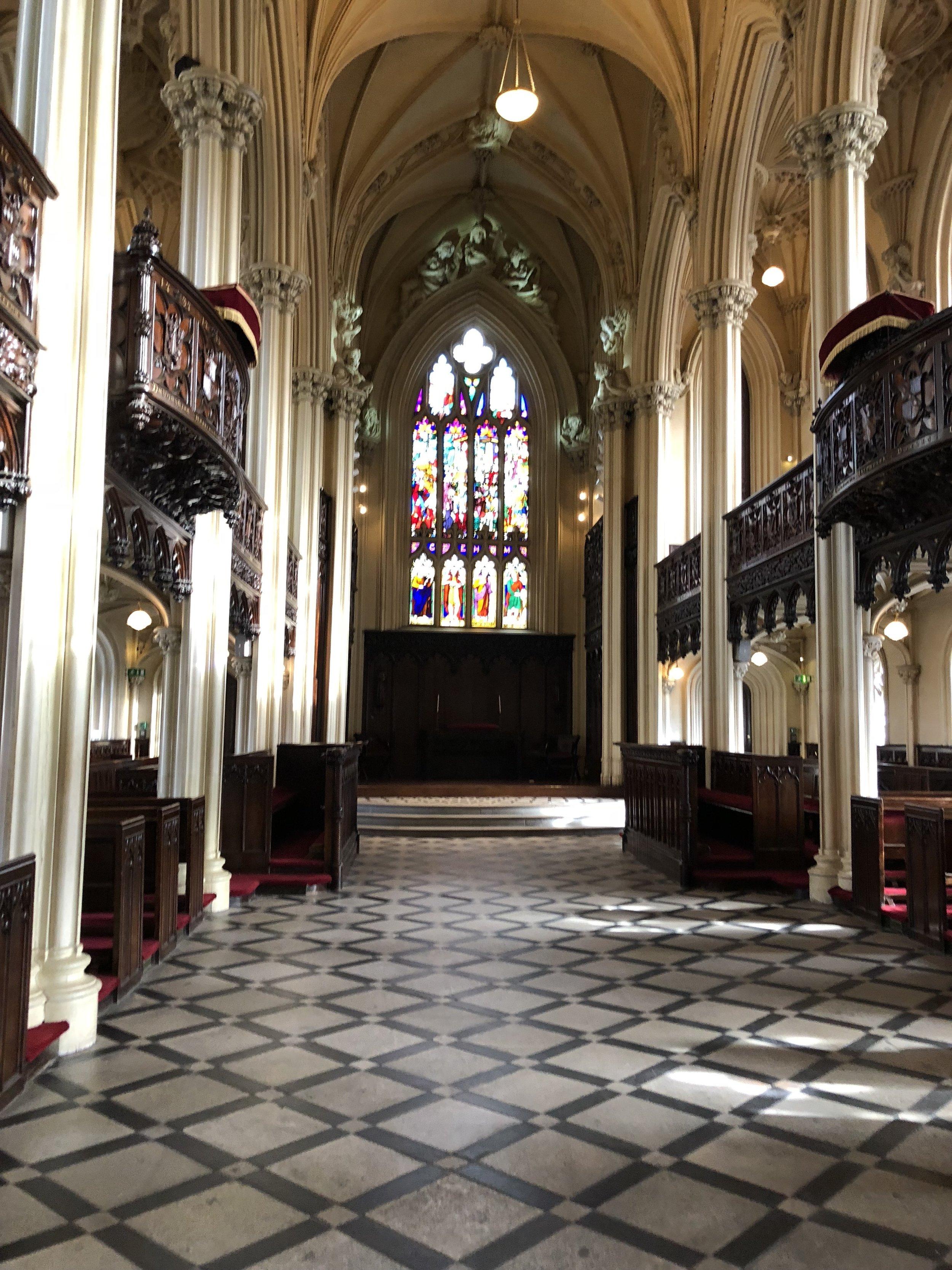 Chapel @ Dublin Castle