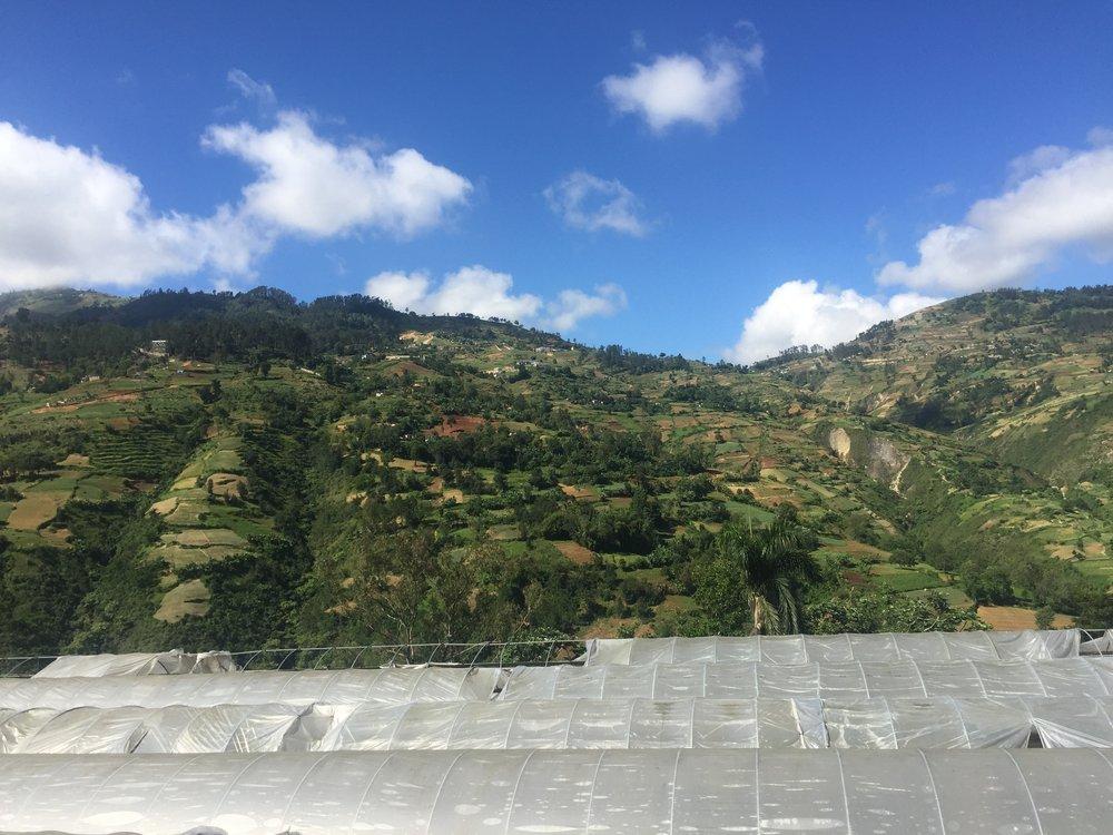 Haiti is beautiful
