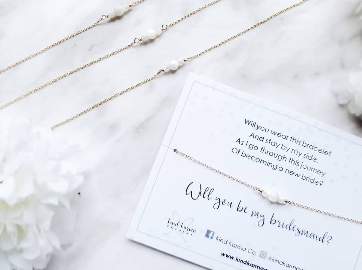 Ethical wedding jewelry