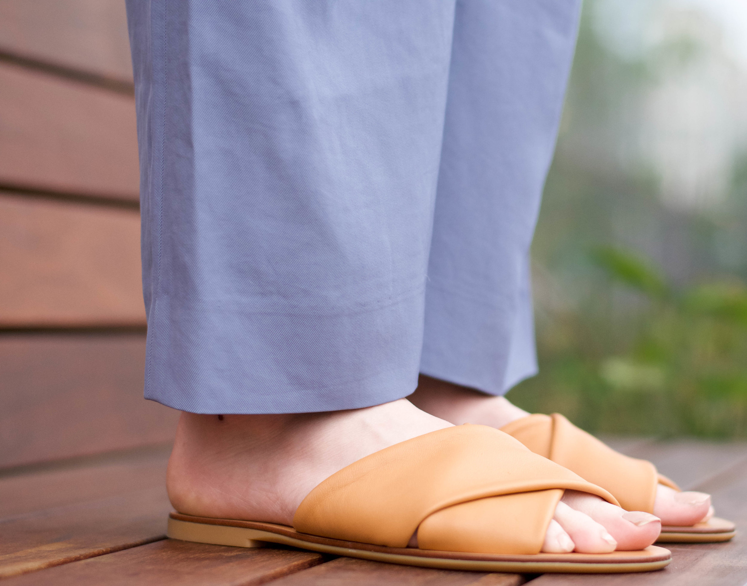 ethical sandals for summer