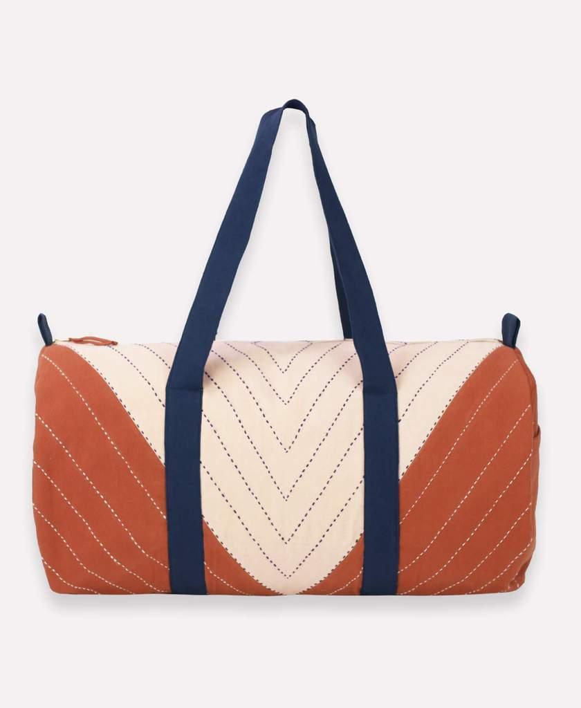 ethical duffel bag