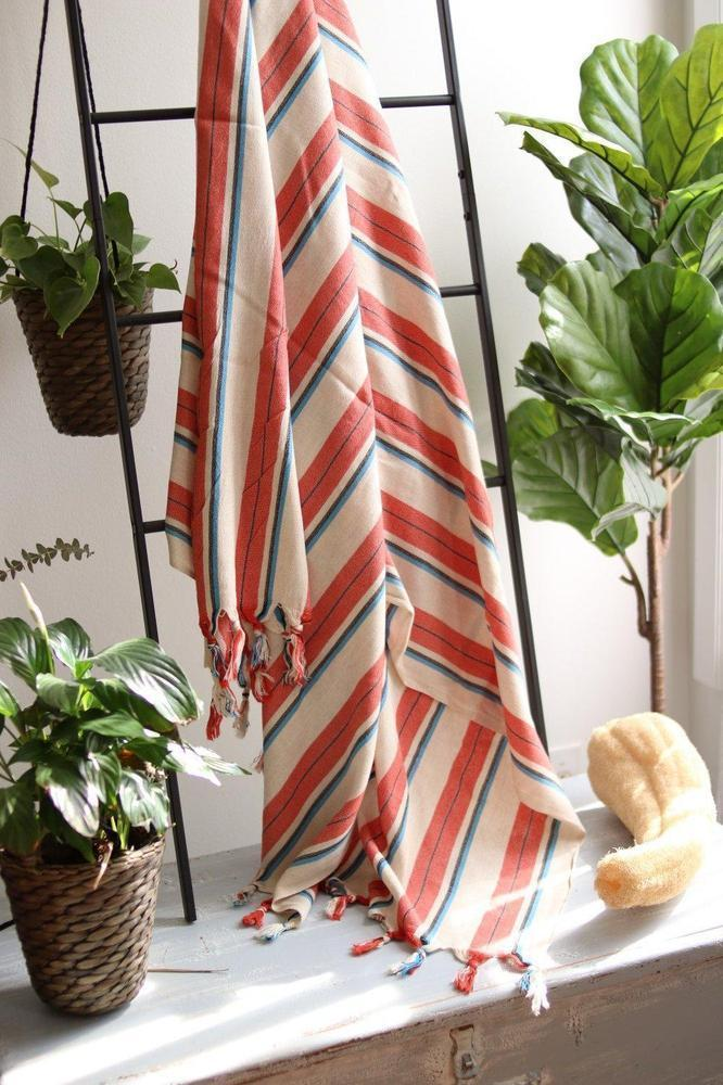 ethically made turkish towel