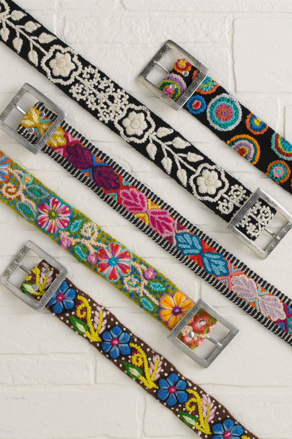 ethically made belts