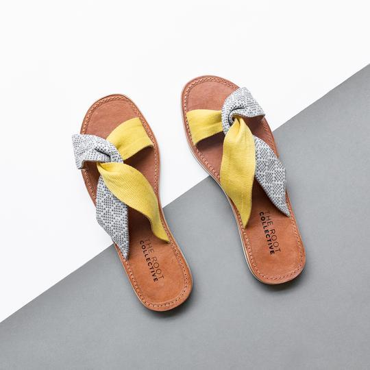 fair trade sandals